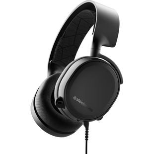 Steelseries Arctis 3 2019 Edition (61503) (черный)