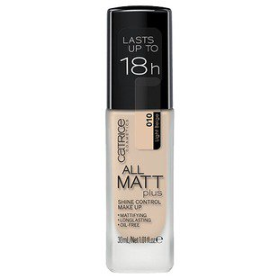 CATRICE Тональный крем All Matt Plus Shine Control Make Up 30 мл