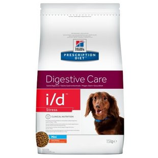 Корм для собак Hill's Prescription Diet I/D Canine Stress Mini dry