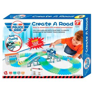 Трек Chuang Feng Toys Create a Road CF2011