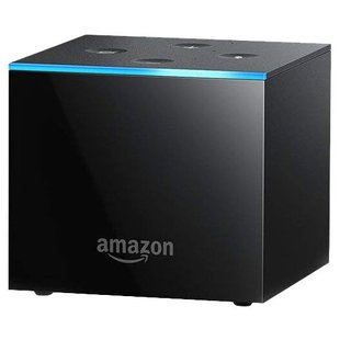 Умная колонка Amazon Fire TV Cube