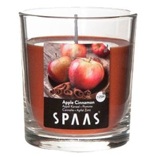 Свеча Spaas Apple Cinnamon в стакане