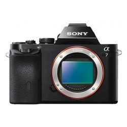 Sony Alpha ILCE-7B Body (черный)