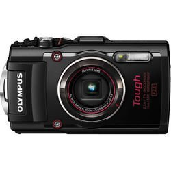 Olympus Tough TG-4 (черный)